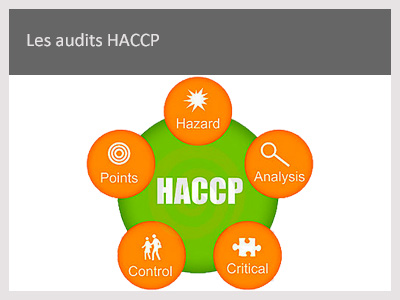 Formation restauration - Audit HACCP